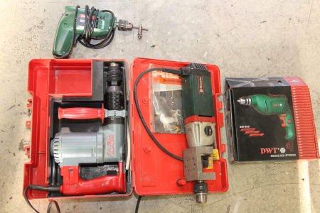 Lot Drilling Machines