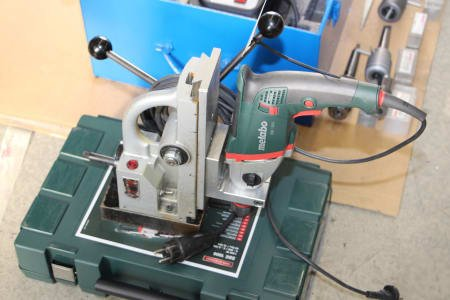 METABO FBE 1000 Magnetic Drill