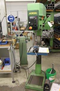 ALZMETALL AX 3/SV Box Column Drill