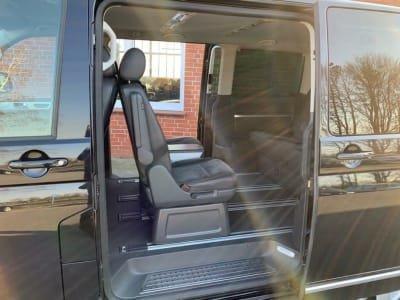 Automóvil VOLKSWAGEN VW T5 Multivan Highline DSG