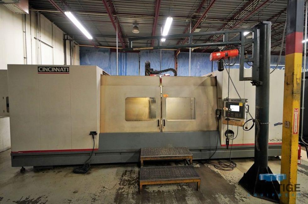 Centro de mecanizado vertical de alta velocidad CNC