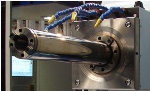 Mandrinadora CNC