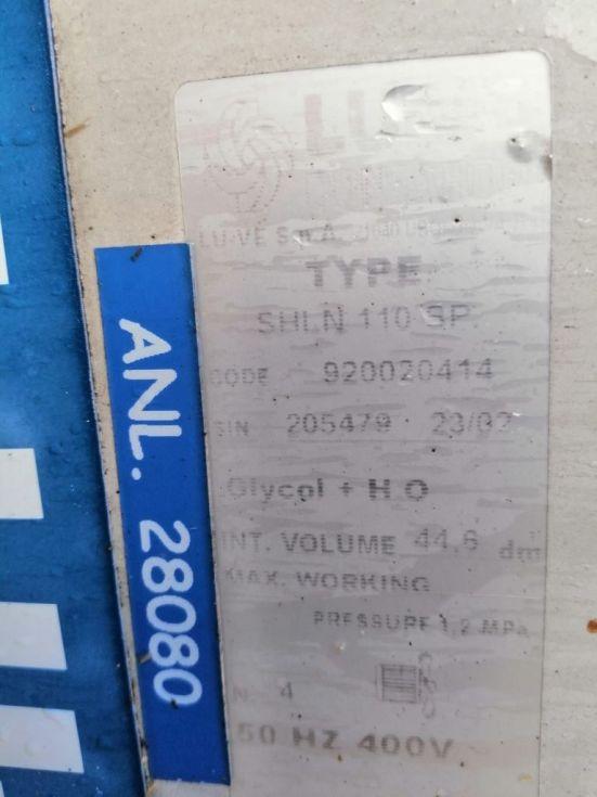 Refrigerador / Chiller