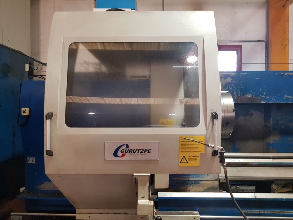 torno paralelo cnc + eje C