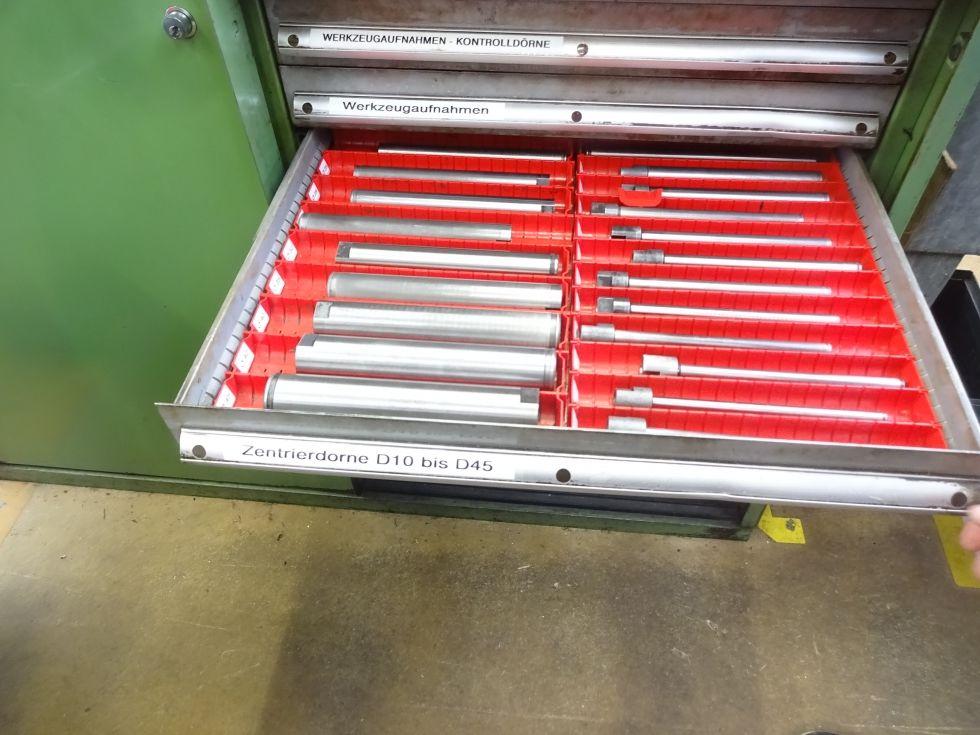 ELMASS - P36 Broching Keyway Spline slotting 2 - 36 x 500 mm 6312 = Mach4metal