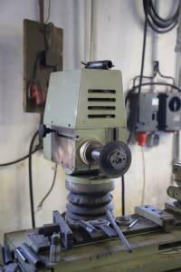 GOTHA SWU 250 I Grinding Machine