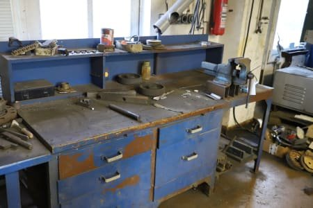 Workbench with Content