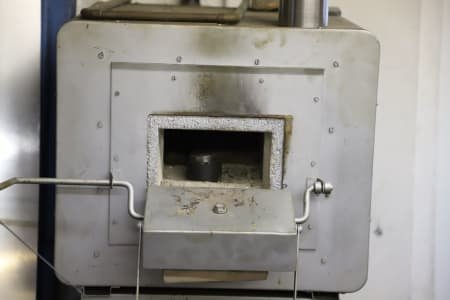 HENGSTLER GRADO 921 Hardening Furnace