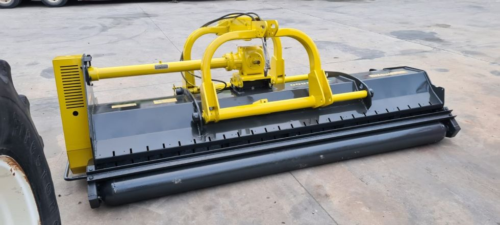 Trituradora de martillos