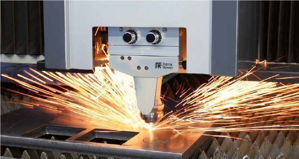 Maquina corte por láser CO2 - 4000 kw