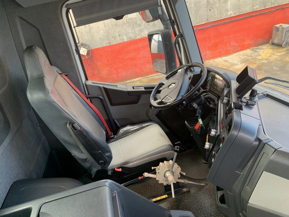 Camion Renault C430 Confort Hormigonera Imer 9m3