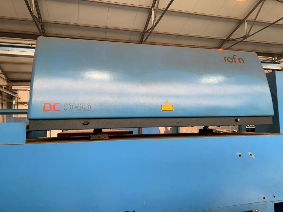 Maquina corte por láser CO2 - 3000 kw
