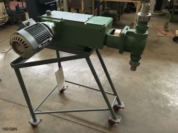 Motor Bomba Dosificador Productos Densos