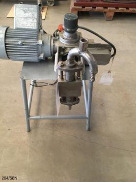 Motor Bomba Dosificador para Productos Densos