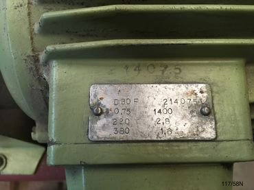 Motor Bomba de Anillos