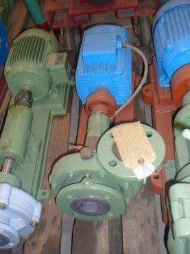 Motor Bomba Centrifuga