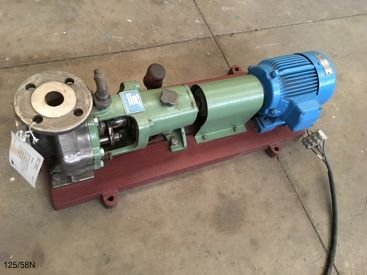 Motor Bomba Centrífuga