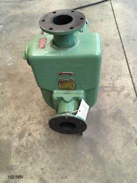 Motor Bomba Centrifuga Autoaspirante
