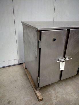 Armario de 4 Puertas en Inox