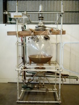 Reactor de Vidrio