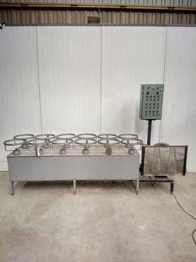 Secador de Botellones 97 / 129 12 Puestos de Secado