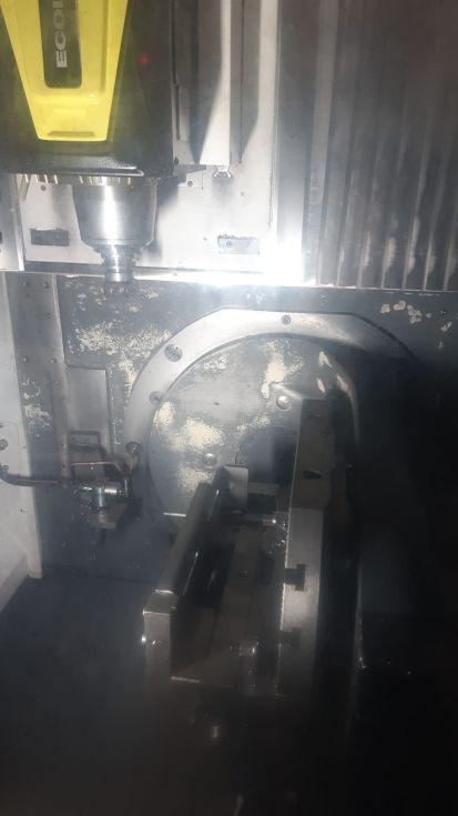 Centro de mecanizado