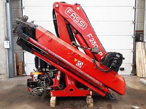 Grúa Fassi F230AXP.26