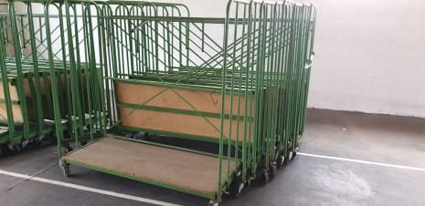 Storage Trolleys for Furniture