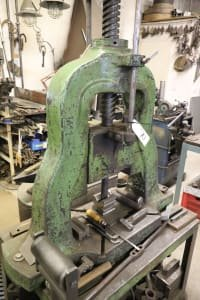 Hand Spindle Press