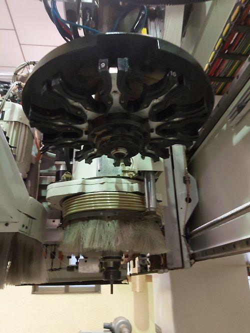 CNC 4 ejes