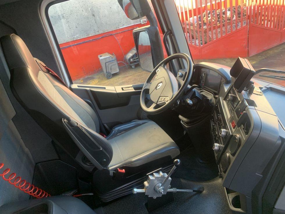 Camión hormigonera Renault C 430 Xload Stetter de 9m3