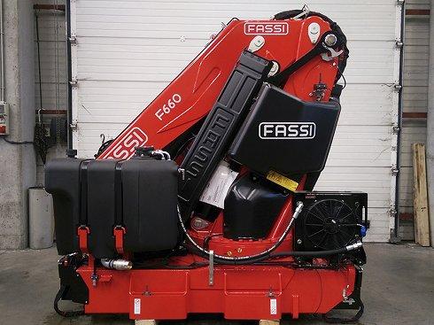 Grúa Fassi F660RA.2.26 (nueva)