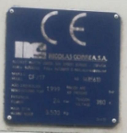 Fresadora CNC Bancada fija