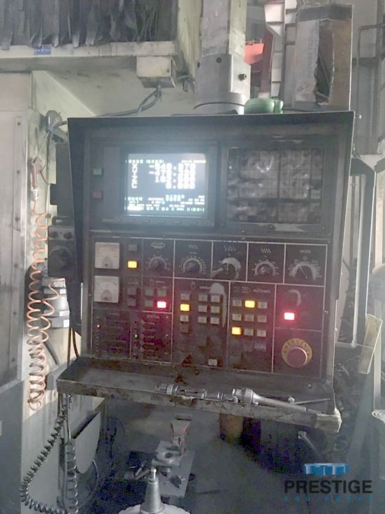 Molino de puente de doble columna CNC