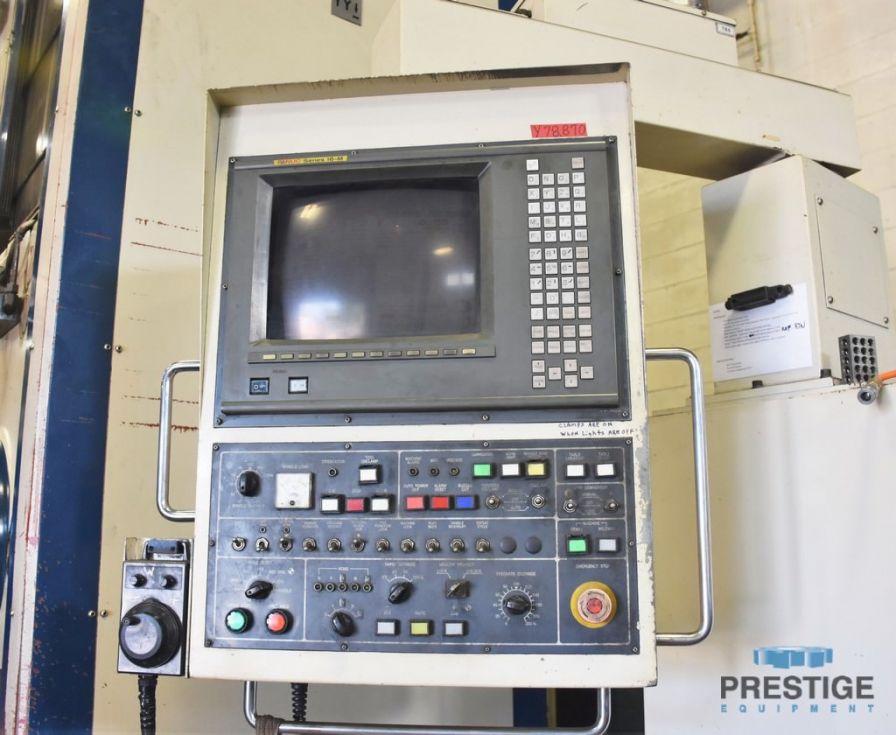 Mandrinadora tipo mesa CNC