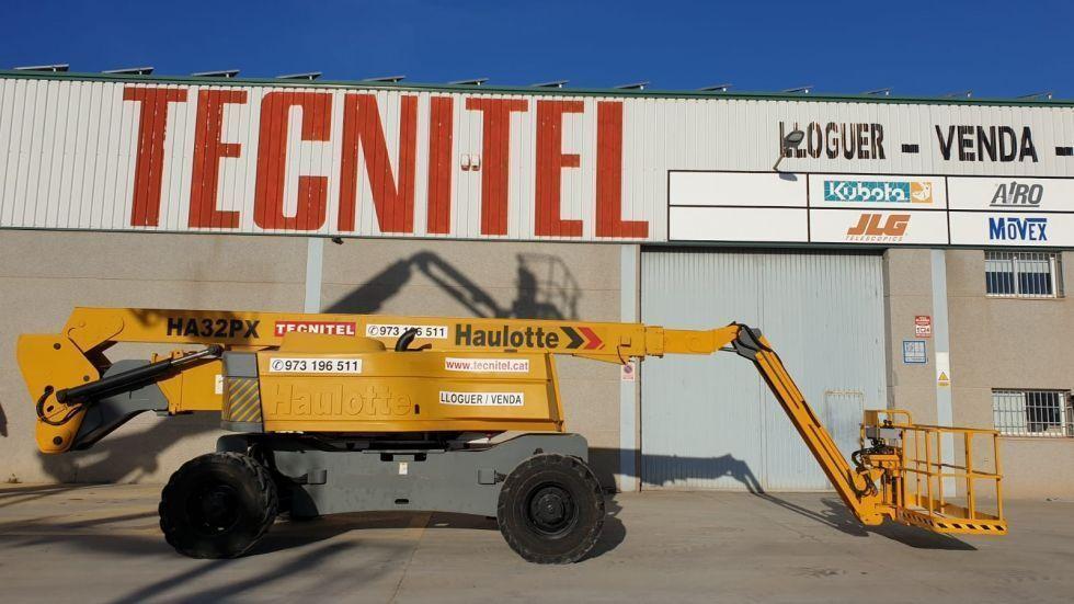 BRAZO ARTICULADO 36 metros Diesel