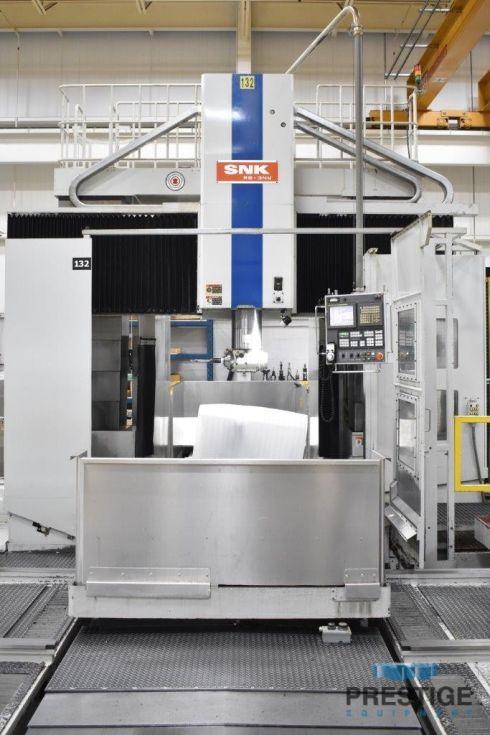 Centro de mecanizado vertical tipo puente CNC