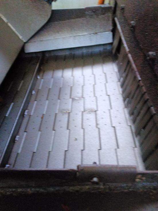 Horno atmosférico temple cementación carbonitruración