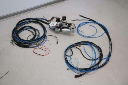 Soplete TIG para brazo robótico con cámara HDR PMC & XIRIS PlaTo100-G & XVC 1000