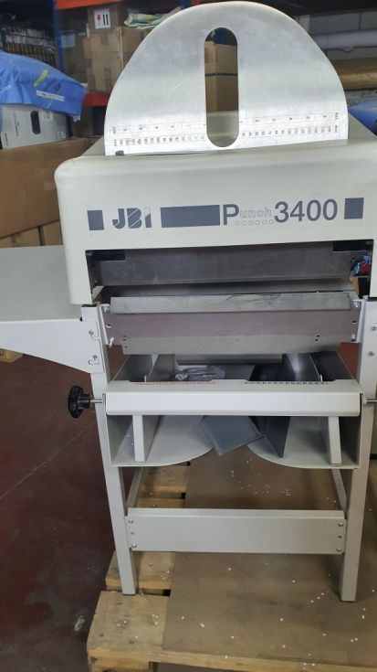 Perforadora PUNCH 3400