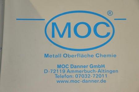 Máquina de limpieza estacionaria MOC KR 2006 W-V-S
