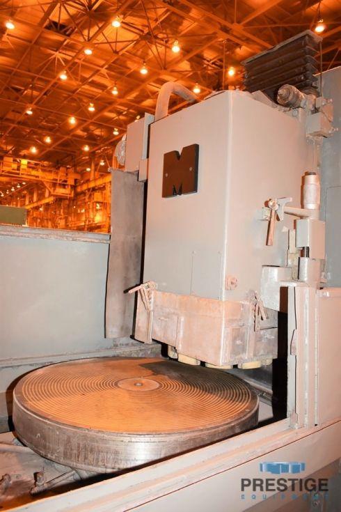 Amoladora de superficie giratoria