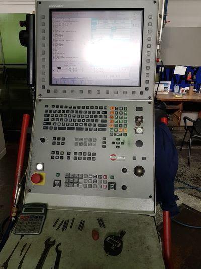 Centro de Mecanizado 5 ejes