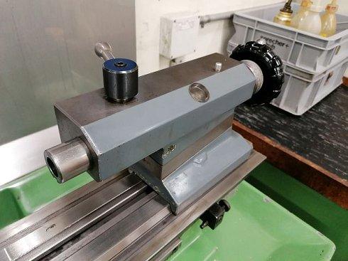 Center and Screw-Cutting Lathe
