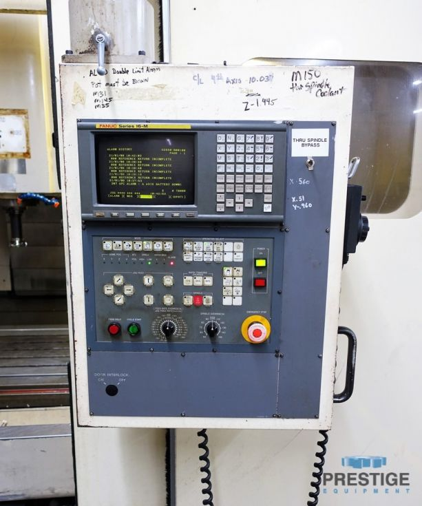 Centro de mecanizado vertical