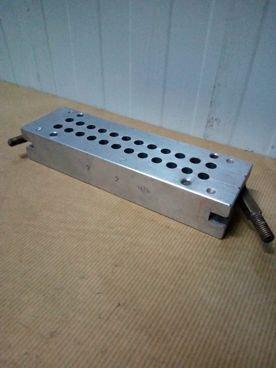 Molde 89 / 518 de Pintalabios de Aluminio de 24 Alveolos