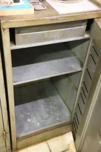 Hinged Door Cabinet