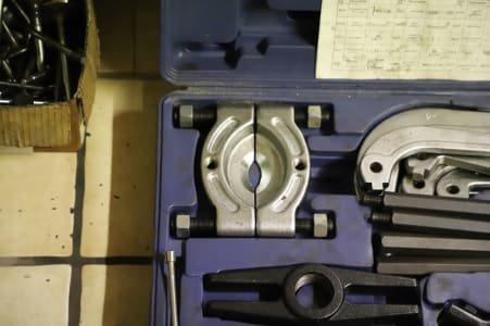 Hydr. Puller Set