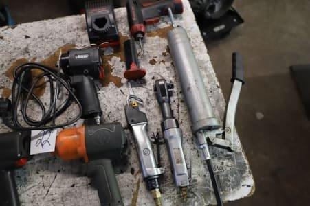 Lot Compressed Air Units