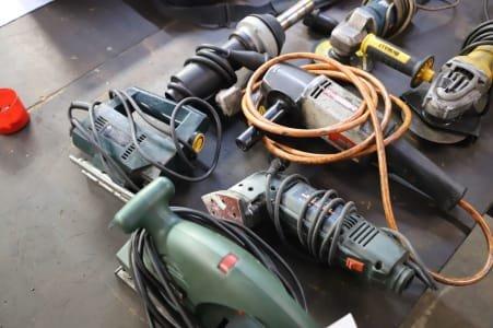 Power Tools/Lot Hand Tools